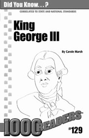 King George III: Man of Duty Consumable Pack 30