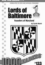 Lords of Baltimore: Founders of Maryland Consumable Pack 30