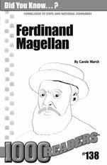 Ferdinand Magellan: World Voyager Consumable Pack 30