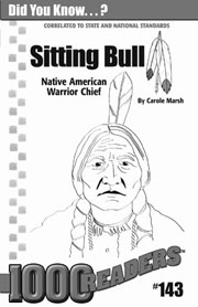 Sitting Bull: Native American Warrior Chief Consumable Pack 30