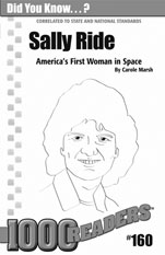 Sally Ride: America's First Woman in Space Consumable Pack 30