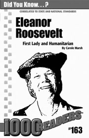 Eleanor Roosevelt: First Lady and Humanitarian Consumable Pack 30