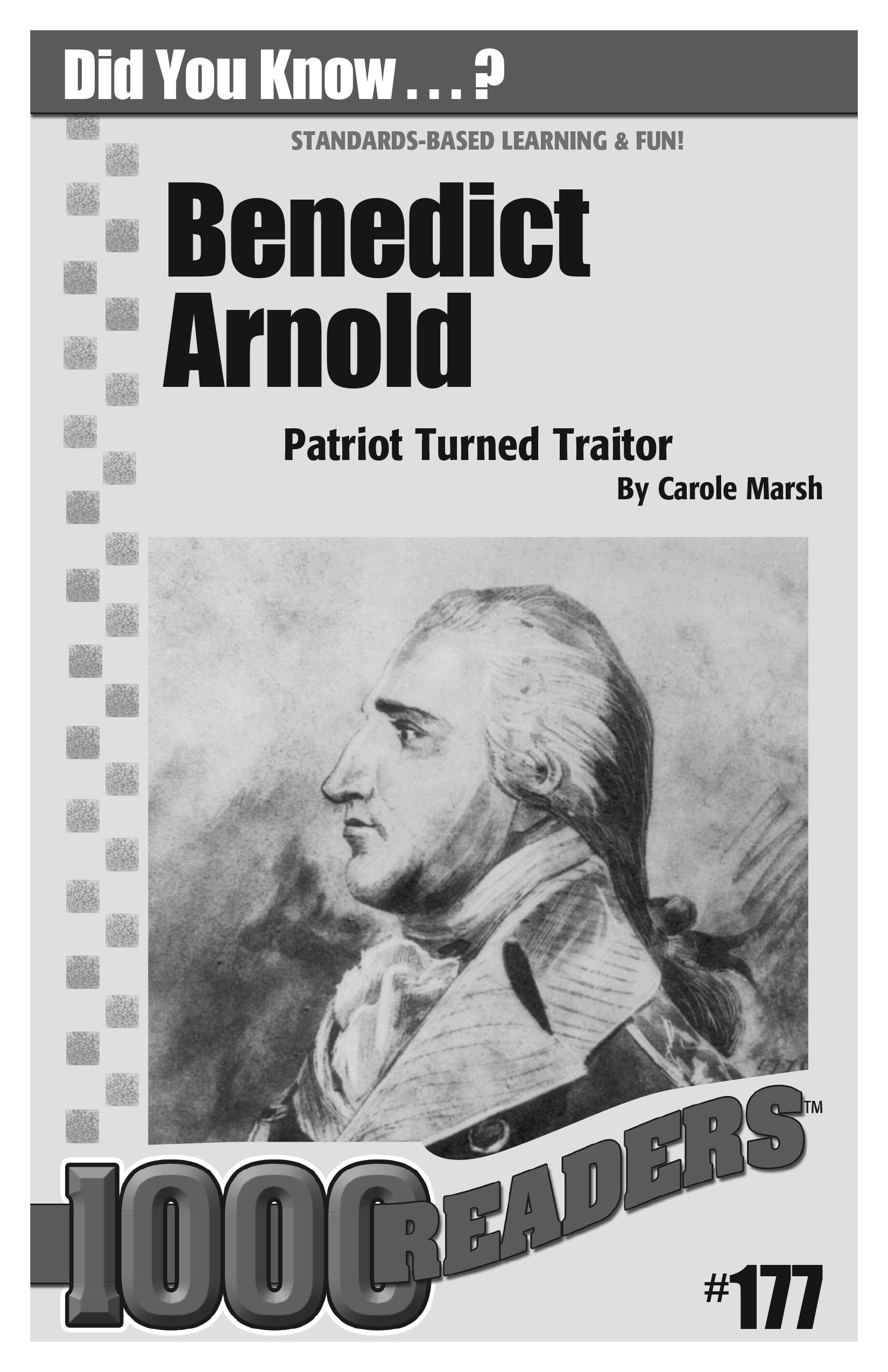 Benedict Arnold: Patriot Turned Traitor Consumable Pack 30