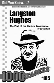 Langston Hughes: The Poet of the Harlem Renaissance Consumable Pack 30