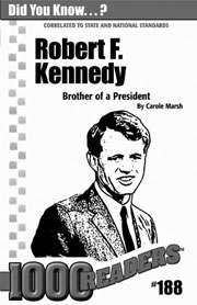 Robert F. Kennedy: Brother of a President Consumable Pack 30
