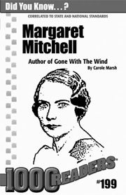 Margaret Mitchell: Author of Gone With the Wind Consumable Pack 30