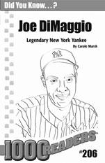Joe DiMaggio: Legendary New York Yankee Consumable Pack 30