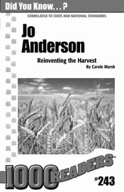 Jo Anderson: Reinventing the Harvest Consumable Pack 30