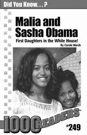 Malia and Sasha Obama Consumable Pack 30