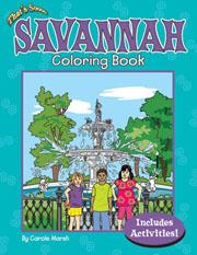 That's Soooo Savannah Coloring Book