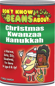Don't Know Beans About…Christmas, Kwanzaa & Hanukkah