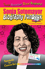 Sonia Sotomayor Biography Funbook