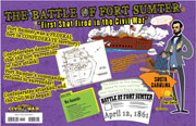 The Battle of Fort Sumter -