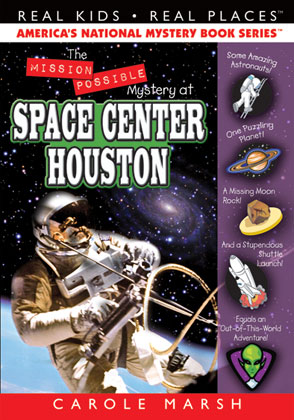 The Mission Possible Mystery at Space Center Houston