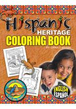 Hispanic Heritage Coloring Book