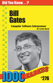 Bill Gates: Computer Software Entrepreneur