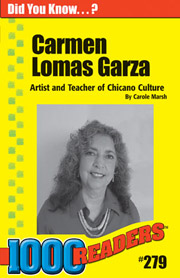 Carmen Lomas Garza: Artist and Teacher of Chicano Culture