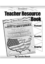 The Day That Was Different: September 11, 2001 - 10th Anniversary Edition Teacher Resource Book
