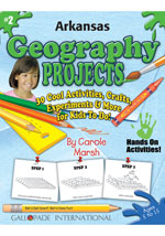 Arkansas Geography Projects