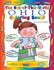 The Out-Of-This-World Ohio Coloring Book!