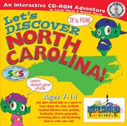 Let's Discover North Carolina! CD