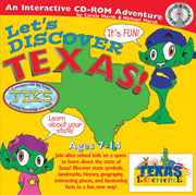 Let's Discover Texas! CD