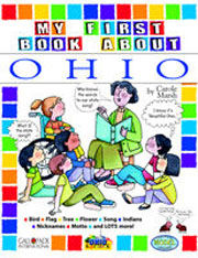 My First Book About Ohio!
