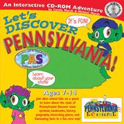 Let's Discover Pennsylvania! CD