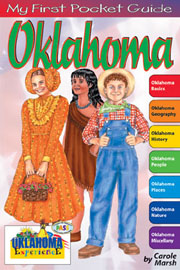 My First Pocket Guide About Oklahoma