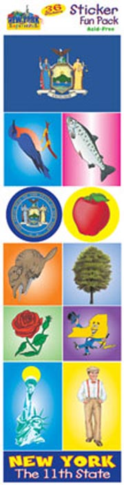 The New York Experience Sticker Pack!
