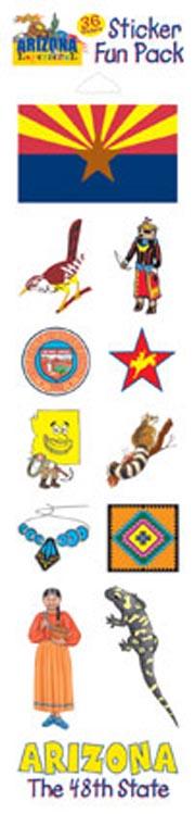 The Arizona Experience Sticker Pack