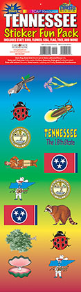 The Tennessee Experience Sticker Pack