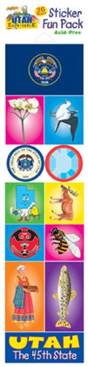 The Utah Experience Sticker Pack