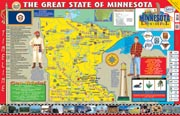 The Minnesota Experience Poster/Map!
