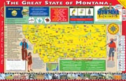 The Montana Experience Poster/Map!