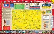 The Wyoming Experience Poster/Map!