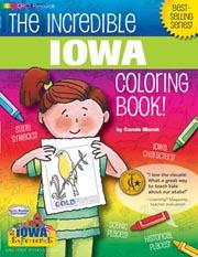 The Incredible Iowa Coloring Book!