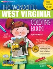 The Wonderful West Virginia Coloring Book!