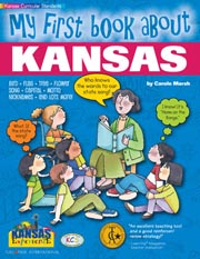 My First Book About Kansas!