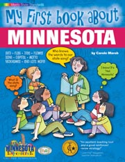 My First Book About Minnesota!