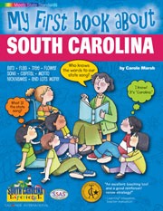 My First Book About South Carolina!
