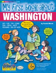 My First Book About Washington!