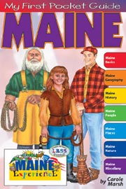 My First Pocket Guide Maine