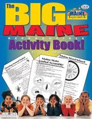 The BIG Maine Reproducible Activity Book