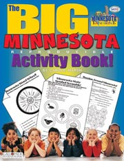 The BIG Minnesota Reproducible Activity Book