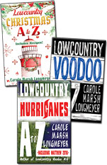 Lowcountry Set of 3 Paperbacks