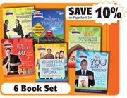 Careers Curriculum Books- Set of 6