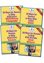 Parents Take Charge - Set of 4 Paperbacks
