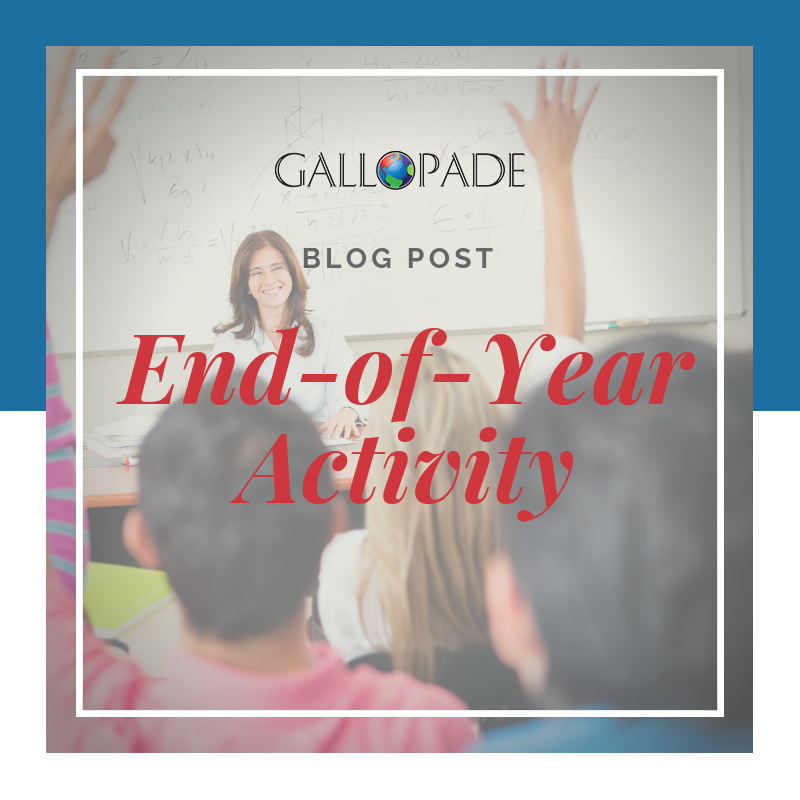End-of-Year-Activity
