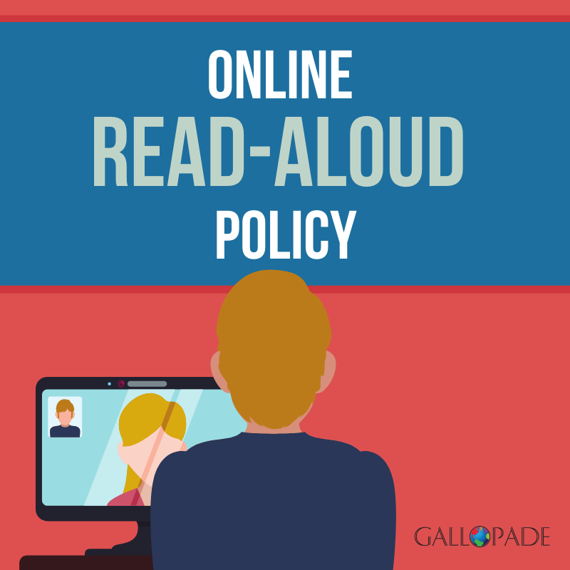 Online Read-Aloud Policy